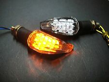 4X LED HARLEY VROD,V-ROD,VRSCA,MLS 125,XL V-2 Evolution INDICATOR MINI SHARK N