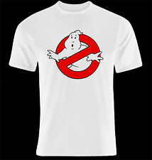 CAMISETA ghostbuster color blanco-TALLA S M L XL XXL XXXL SIZE T-SHIRT