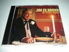 Jim Ed Brown - In Style Again - 13 Track