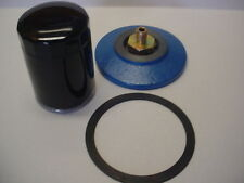 OIL FILTER ADAPTER KIT W/ FILTER & GASKET FORD 2000 3000 4000 5000 7000 TRACTOR