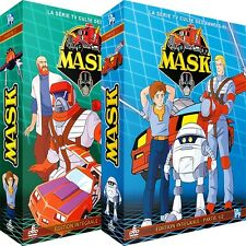 ★ MASK ★ Intégrale de la série TV - 2 Coffrets - 12 DVD