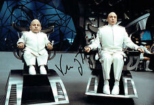Verne TROYER SIGNED Autograph 12x8 Photo AFTAL COA Mini Me Austin Powers