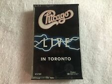 Chicago – Live in Toronto – 1984 Cassette Tape - Golden Circle, Inc.    #5