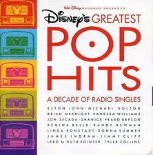 Disney's Greatest Pop Hits - A Decade Of Radio Singles