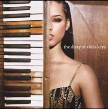 Diary Of Alicia - Alicia Keys - CD Ft. Tony! Toni! Tone!
