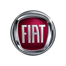 X4 50mm DIGITALLY PRINTED FIAT CAR STICKERS DECALS BADGES CONTOUR CUT