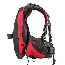 HOLLIS HD200 BC/BCD WEIGHT INTEGRATED SCUBA DIVING BUOYANCY COMPENSATOR Large