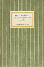 IB 400(1B) - Rilke: Der ausgewählten Gedichte erster Teil   1961