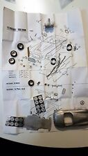 "KIT METAL HI FI N°55 1/43 "" FERRARI 166 MM LE MANS 1949 "" N°22"
