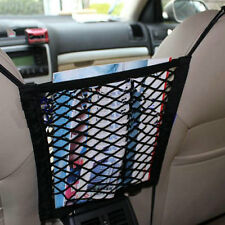 Auto Car Seat Side Storage Mesh Net Pouch Bag Phone Holder Pocket Organizer SY