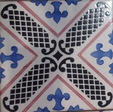 Piastrella 20x20 Decorate A Mano Con Smalti Anticati ceramica Vietri