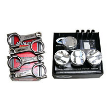 CP Pistons Manley H-Beam Rods Honda K20A-Z SC71401 86.50mm 11.5:1 RSX Civic Si