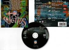 """NFL """"Jams"""" (CD) Ritchie Rich,Method Man,Ghostface,Celly Cel... 1997"""