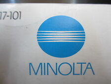 Minolta  ORIGINAL QMS 2060 Black TONER  QMS Part.Nr. 1710171-001