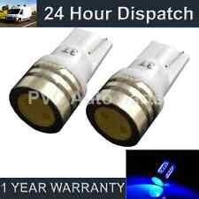 2X W5W T10 501 BLUE HIGH POWER LED SMD INTERIOR COURTESY LIGHT BULBS IL100701