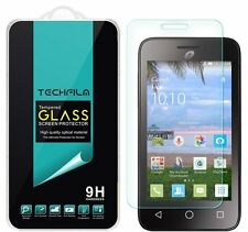 TechFilm Tempered Glass Screen Protector For Alcatel Onetouch Pixi Unite