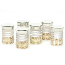 Steelo 200ml x 6 pcs Container Set (Belly)