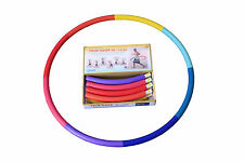 Weighted Sports Hula Hoop for weight loss - Trim Hoop 4B - 4 lb. large for slim