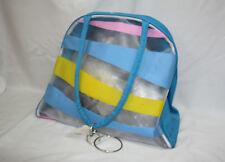 Verano / Bolsa De Playa * perfecto para las vacaciones * (blue/yellow/pink) 95a042/ss1912