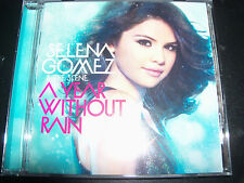 Selena Gomez & The Scene A Year Without Rain CD