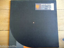 "DUTCH MASTER - SLAMMIN' THE BAZZ / WE GO PARTY 12"" RECORD - DUTCH MASTER WORKS"