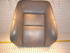 Mercedes W140 S500 Coupe Right Pass seat Back PARCHMENT Leather 1 Cover/Cushion