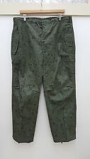 Military Issued Night Camouflage Desert Pants-NEW-XLR