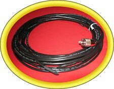 11 Meter CB J Pole antenna with 16ft coax feedline. PL259 & 250 Watts PEP