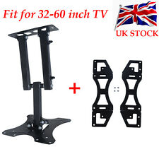 "32""-60"" Plasma LCD Corner Swivel TV Monitor Wall Mount Bracket 40 42 48 50 52 55"