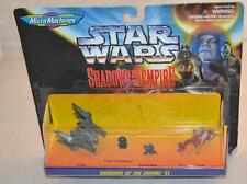 1995 Micro Machines Space Star Wars Shadows of the Empire II Collection Galoob