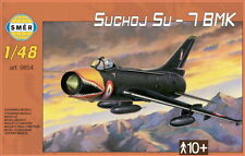 SUKHOI Su-7 BMK FITTER A (INDIAN, EGYPTIAN & AFGHAN AF MKGS) 1/48 SMER LIMI.EDIT