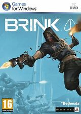 Brink (Pc Dvd) Nuevo Sellado vendido Gama