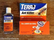 Liquid Terro Ant Killer II Indoor Bait Borax Common Household Small Sweet T100