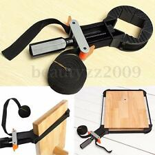 Rapid Clamp Woodworking Mirror Corner Vice Strap 4 Jaws Picture Frames Drawers