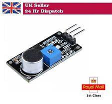 LM393 SOUND Detection DETECTOR Sensor Module For Arduino Raspberry Pi