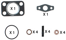 TURBO MANIFOLD GASKET STUD KIT FOR PEUGEOT 307 DV6TED4 9HZ DOHC 16V TURBO 05-08