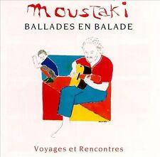 Georges Moustaki : Voyages Et Rencontres [European Import] CD (2000)