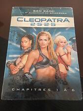 COFFRET 3DVD ** CLEOPATRA 2525 ** CHAPITRE 1 A 6 NEUF