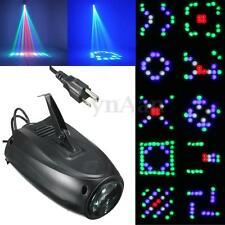 Music Active 64 LED RGBW F5mn Stage Effect Light Crystal Party Disco Laser Lamp