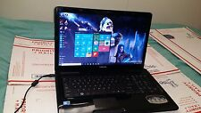"Toshiba Satellite L675   17.3""(500GB,i3-380M,2.53GHz,4GB)Win7 & Win10 OFFICE2016"