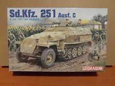 Dragon 6187 Sd.Kfz. 251 Ausf. C 1/35