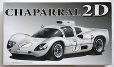 FUJIMI 1/24 Chaparral 2D 1966 Later ver w/ white metal parts scale model kit