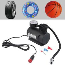 Air Compressor 12V Tire Inflator Toys Sports Car Auto Electric Pump Mini F7