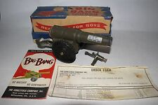 Cast Iron Big Bang 60mm carbide cannon with Box