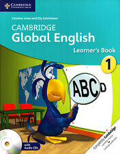 Cambridge GLOBAL ENGLISH Learner's Book 1 with Audio CD's @NEW@