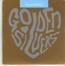 (BZ484) Golden Silvers, Arrows Of Eros - 2009 DJ CD