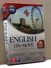 ENGLISH ON THE MOVE - corso avanzato [pc cd-rom, 1 cd rom x 2 livelli 20 unità]