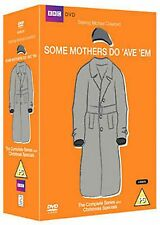 Some Mothers Do 'Ave 'Em: The Complete Collection [1973] [DVD] New and Sealed