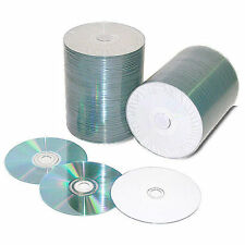 100 x CD-R Taiyo Yuden White Ink Jet Printable Shrink Wrap Medistar 52922