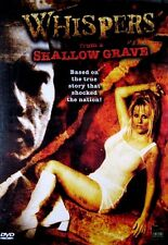 Whispers from a Shallow Grave (New DVD 1999 FS) HORROR Linda Sobek Free Shipping